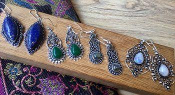 La tendance des bijoux ethniques indiens et amérindiens